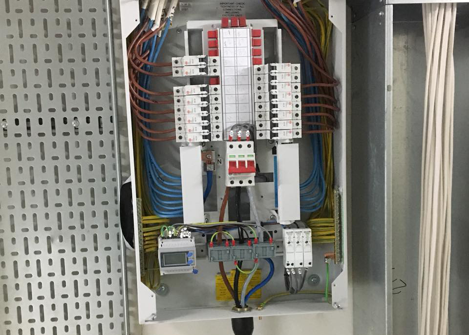 Service - Distribution Boards
