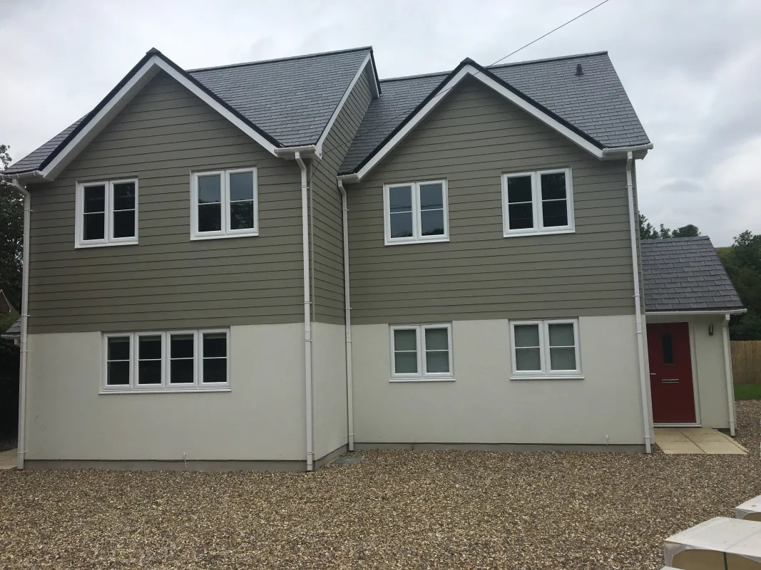 Harpsden Cottages Electrical Installation Case Study